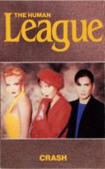 The Human League - Crash (Cass;Album;CrO)