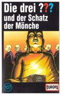 Ben Nevis - Die Drei ??? 107 - Und Der Schatz Der Mönche (Cass;RE)