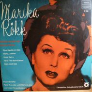 Marika Rökk - Original - Aufnahmen Aus Den Filmen (LP;Comp)