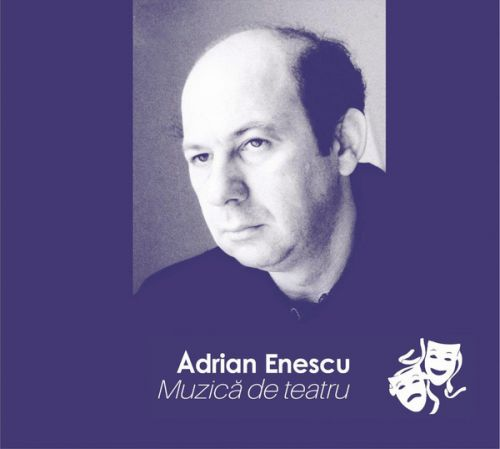 Adrian Enescu - Muzică De Teatru (CD;Comp)