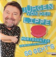 Jürgen Von Der Lippe - Wortschätze (CD)