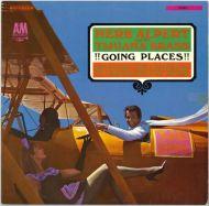 Herb Alpert & The Tijuana Brass - !!Going Places!! (LP;Album)