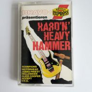 Various - Hard´N´Heavy Hammer (Cass;Comp)
