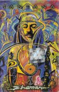 Santana - Shaman (Cass;Album)
