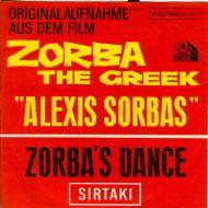 Mikis Theodorakis / Orchester Georg Kapojannis - Zorba's Dance / Sirtaki (7