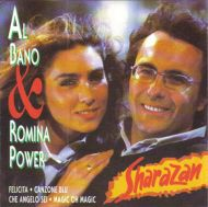 Al Bano & Romina Power - Sharazan (CD;Comp)