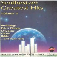 Bob Russell - Synthesizer Greatest Hits Volume 4 (CD;Comp)