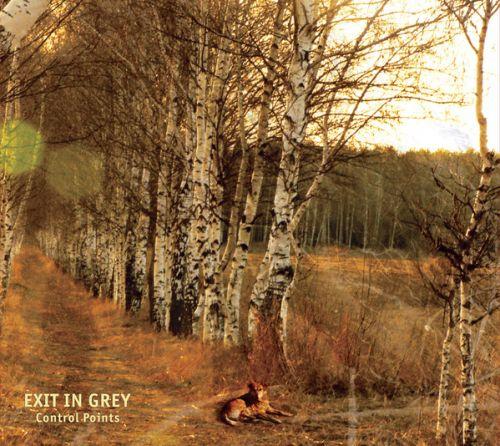 Exit In Grey - Control Points (CD, Album, Ltd, Num)
