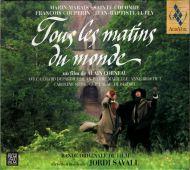 Jordi Savall - Tous Les Matins Du Monde (Bande Originale Du Film) (CD;Album;RE;RM;Dig + CD;Album;Bon)