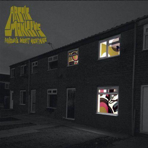 Arctic Monkeys - Favourite Worst Nightmare (CD;Album;Jew)