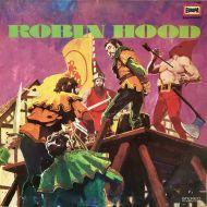 Eberhard Alexander-Burgh - Robin Hood (LP)
