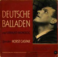 Horst Caspar - Deutsche Balladen (10