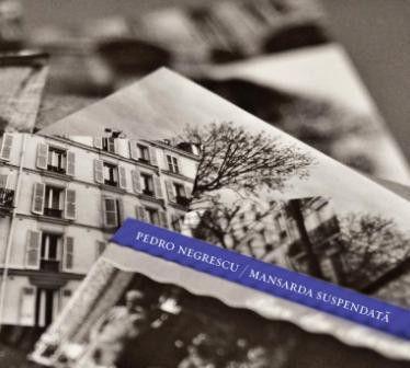 Pedro Negrescu - Mansarda Suspendată (CD;Album)