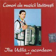 Ilie Udilă - Acordeon Vol.1 (CD;Comp)