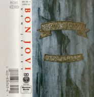 Bon Jovi - New Jersey (Cass;Album)