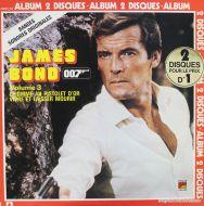 Various - James Bond 007 - Volume 3 L'Homme Au Pistolet D'Or;Vivre Et Laisser Mourir (2xLP;Comp)