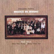 Alexandru Andrieș - Muzică De Divorț (CD;Album)