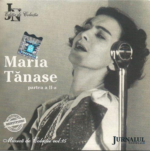 Maria Tănase - Partea A II-A (CD;Comp)