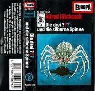 Robert Arthur - Die Drei ??? 24 - Und Die Silberne Spinne (Cass;RE)