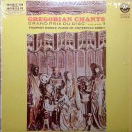 Chœur Des Moines De L'Abbaye De Citeaux - Gregorian Chants Grand Prix Du Disque Volume II (LP)