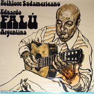 Eduardo Falú - Folklore Sudamericano (LP;Album)