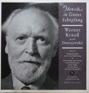 Werner Krauß Spricht Fyodor Dostoevsky - Mensch In Gottes Schöpfung (10