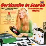 No Artist - Geräusche In Stereo 1 (Stereo Sound Effects) (LP)