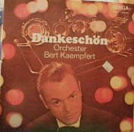 Bert Kaempfert & His Orchestra - Dankeschön (LP;Comp)
