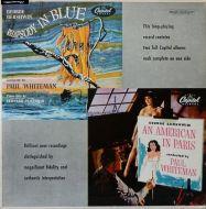 George Gershwin ;Conducted By: Paul Whiteman - Rhapsody In Blue / An American In Paris (10
