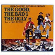 Ennio Morricone - The Good;The Bad And The Ugly (Original Motion Picture Soundtrack) (CD;Album;RE)