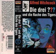 Brigitte Johanna Henkel-Waidhofer - Die Drei ??? 61 - Rache Des Tigers (Cass)