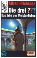 André Marx - Die Drei ??? 103 - Das Erbe Des Meisterdiebes (Cass)