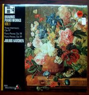 Johannes Brahms;Julius Katchen - Piano Works Vol. 1 (LP;RE)