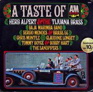 Various - A Taste Of A&M Records (LP;Smplr;Gat)