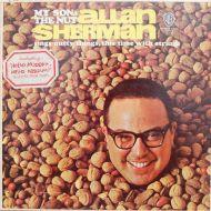 Allan Sherman - My Son;The Nut (LP;Album;Mono)