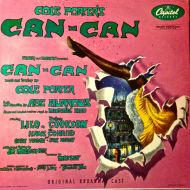 Cole Porter - Cole Porter's Can-Can (LP;Mono;RE)