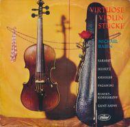 Michael Rabin - Virtuose Violinstücke (10