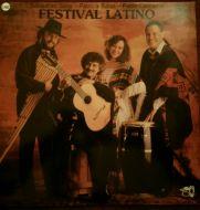 Sebastian Solis;Patricia Salas;Pablo Cárcamo - Festival Latino (LP;Album)