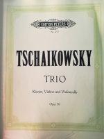 Tchaikovsky - Trio (MUSICAL SCORE BOOK)