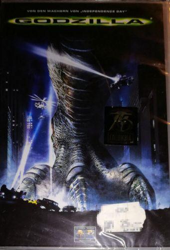 Godzilla (VHS;Movie;PAL)